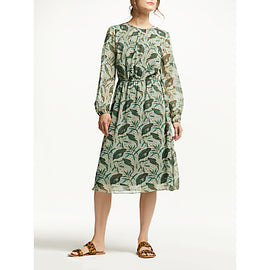 Y.A.S Yasbalou Dress- Lily Pad