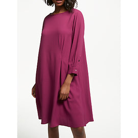 Weekend MaxMara Ricerca Dress- Bordeaux