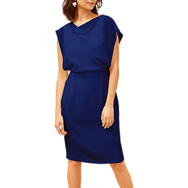 Fenn Wright Manson Hayley Dress- Blue
