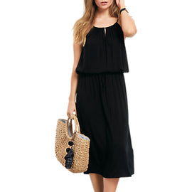 hush Canterbury Dress- Black