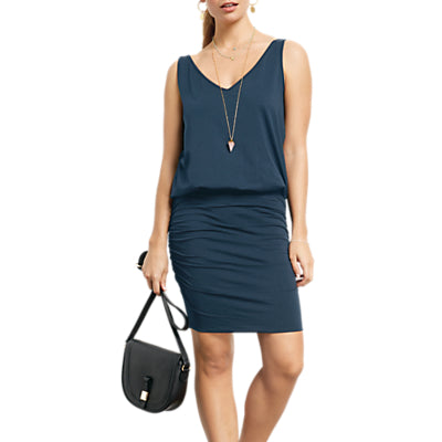 hush Tasha Vest Dress