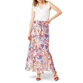 Damsel in a Dress Audrina Maxi Skirt- Multi