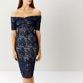 Caldera Lace Shift Dress
