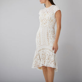 Dee Dee Lace Shift Dress