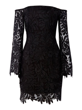 Bardot Bardot Dress- Black