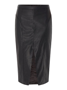 Bardot Wild hearts skirt- Black