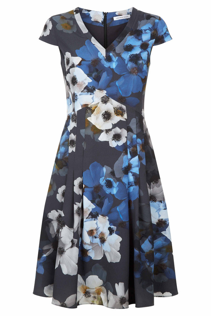 Fenn Wright Manson Ariel Dress- Blue