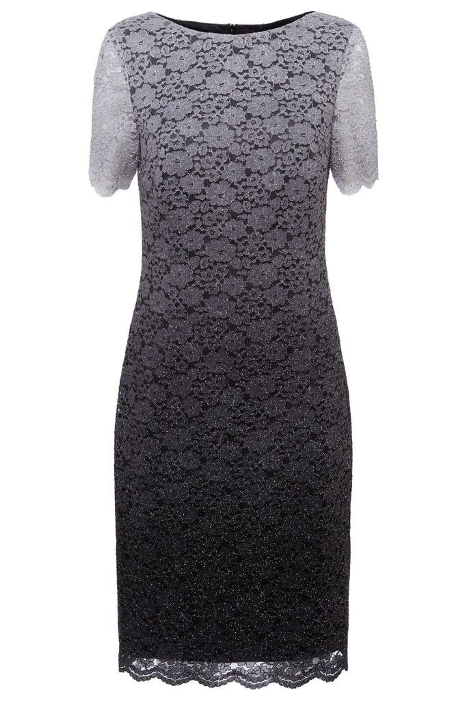 Fenn Wright Manson Juliet Dress Grey- Grey Marl