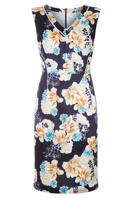 Fenn Wright Manson Reya Dress- Blue