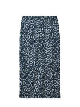 White Stuff Kameni Maxi Skirt- Blue