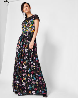 Hampton Court Maxi Dress