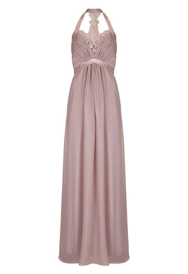 Aftershock Annamarie Halterneck Evening Gown