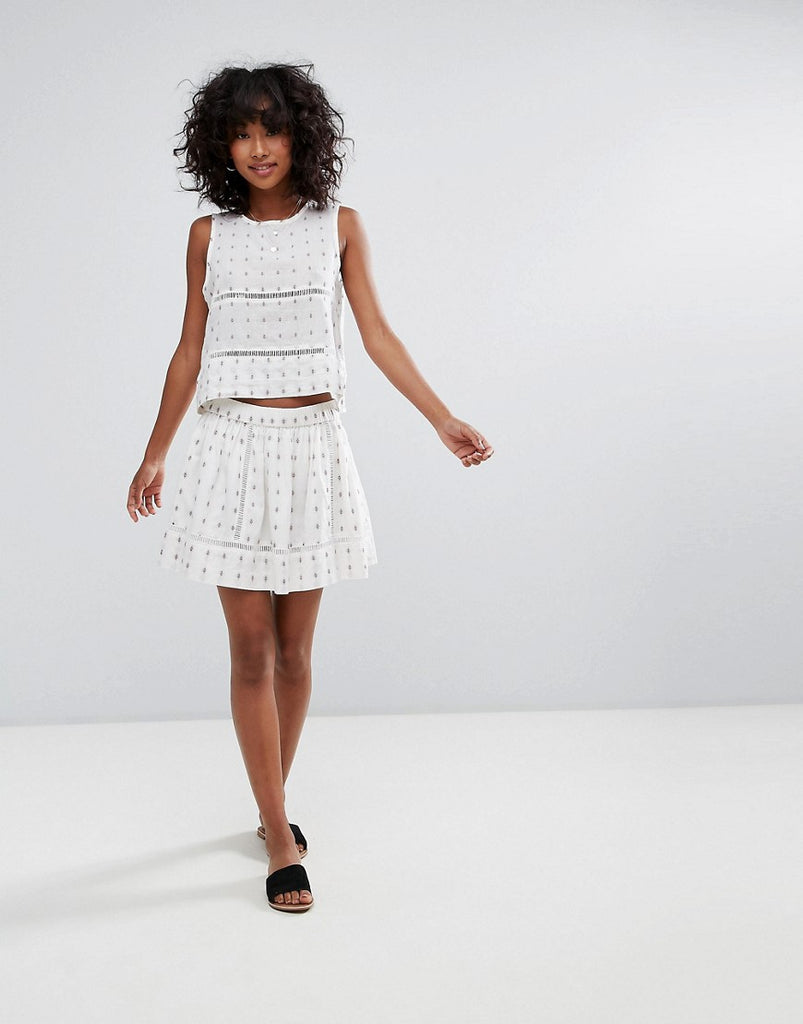 d.RA Heather Mini Skirt - Mission viejo