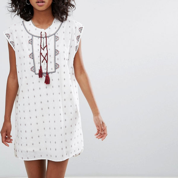 d.RA Venice Tunic Dress - Mission viejo