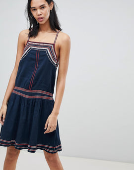 Pepe Jeans Ise Strapp Summer Dress - Dulwich