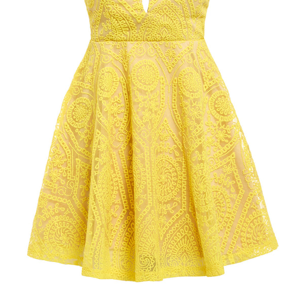 Ginger Fizz State of Grace Dress