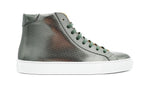 MILANO HIGH TOP - PERFO GRAPHITE