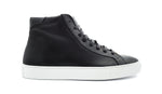 MILANO HIGH TOP - PERFO BLACK - Damen