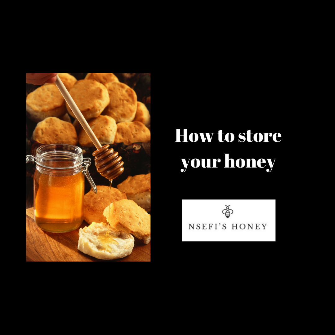How to store honey 19
