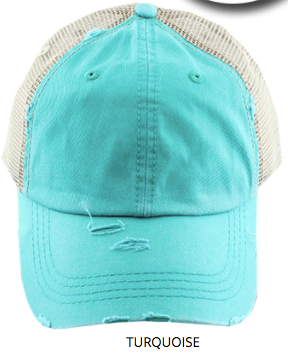 Ponytail Pleaser Ball Cap