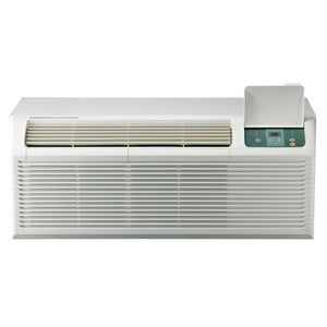 "Midea HMB82 Series 42"" 208v Air Conditioner With Integral Heat Pump and 3.5 kW Resistive Heat"