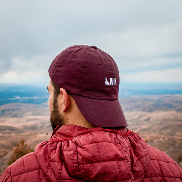 Dad Cap - Idaho Livin