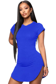 Get Me Bodied- Bodycon Dress - IAMROYLT