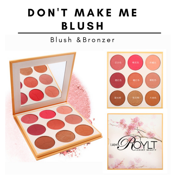 Don't Make Me Blush