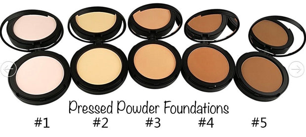 Pressed Powder Foundation - IAMROYLT