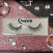 Royal Blinks* Mink Strip Eyelashes - IAMROYLT