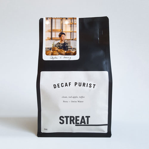 Decaf Purist
