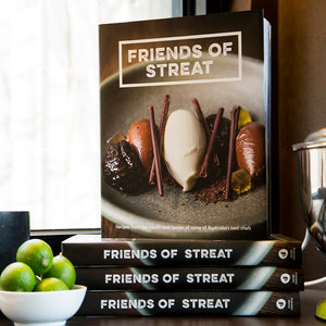 Friends of STREAT cookbook