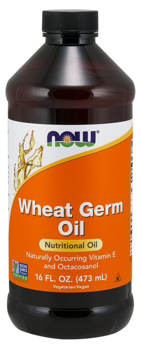 Now Foods - Wheat Germ Oil Liquid