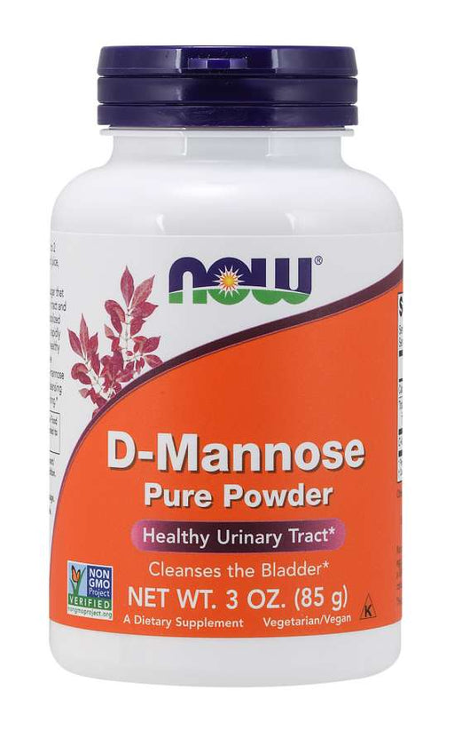 Now Foods - D-Mannose Powder 85g