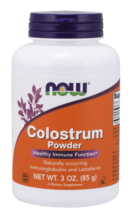 Now Foods - Colostrum Powder