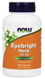 Now Foods Eyebright Herb 410 mg 100 VCaps