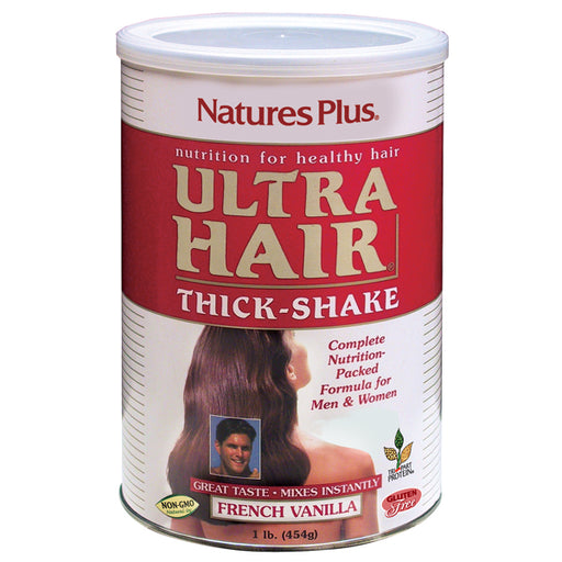 Natures Plus Ultra Hair Thick Shake 455g