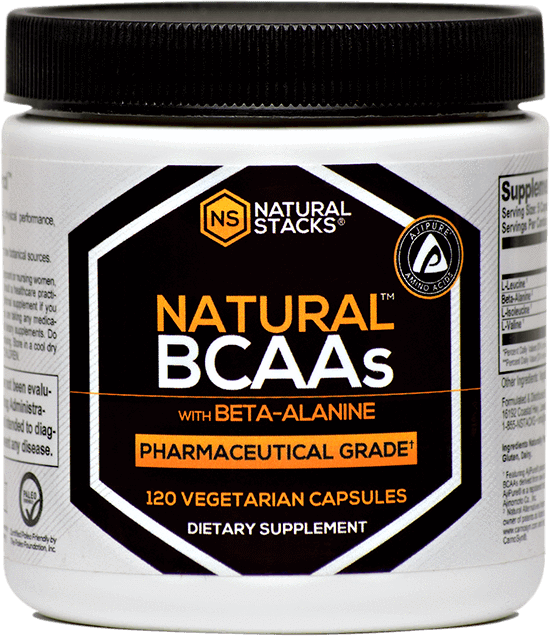 Natural Stacks - Natural BCAAs™ w/ Beta-Alanine