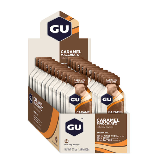 GU Energy Gel - Box of 24, 14 Flavours