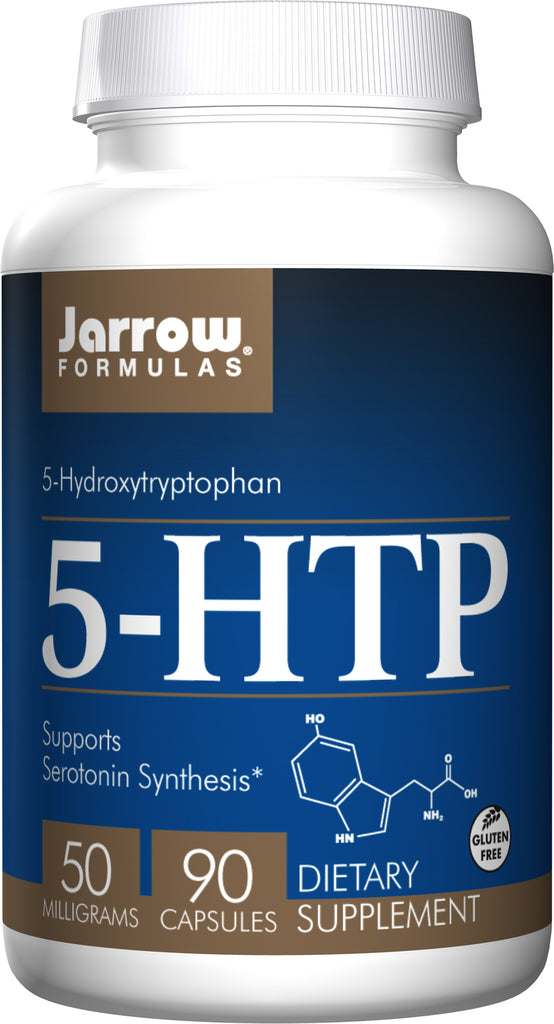 Jarrow Formulas, 5-HTP, 50 mg, 90 Caps