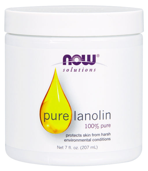 Now Foods - Pure Lanolin - 207ml (7oz)