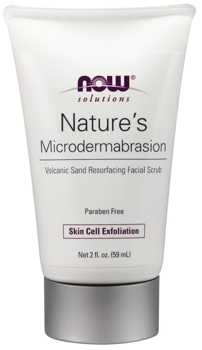 Now Foods - Nature's Microdermabrasion 59ml (2 fl.oz)