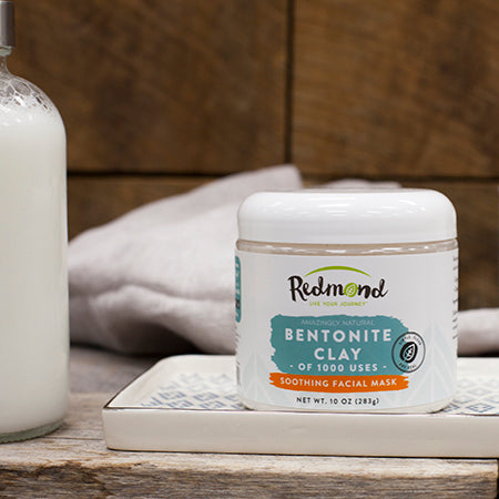 Redmond - Clay Bentonite 283g Tub Facial Mask