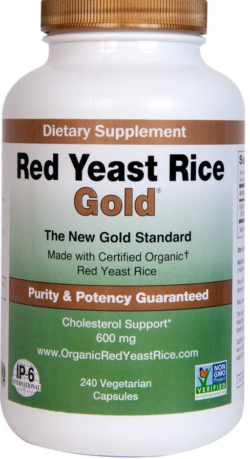 IP6 Red Yeast Rice Gold