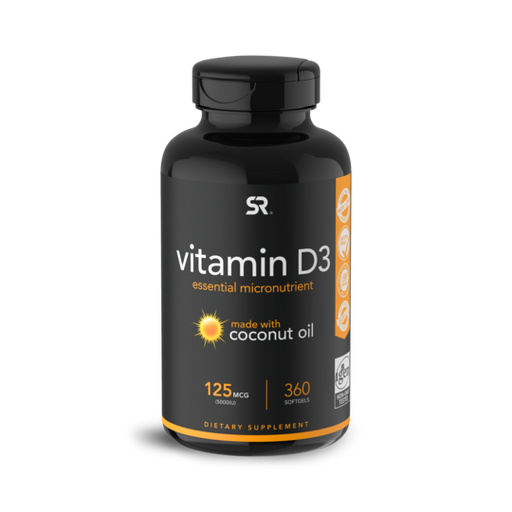 Sports Research - VITAMIN D3