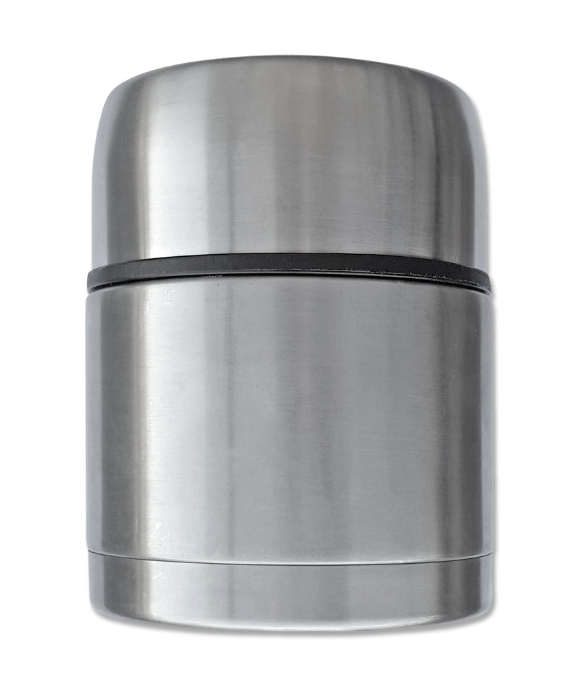 FIFTY/FIFTY - Stainless Double-Wall Vacuum-Insulated Food Storage Container, 2 Sizes