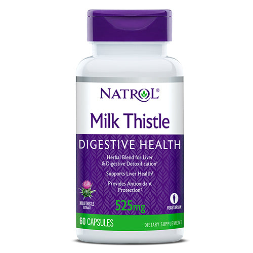 Natrol Milk Thistle Advantage, 60 Vcaps