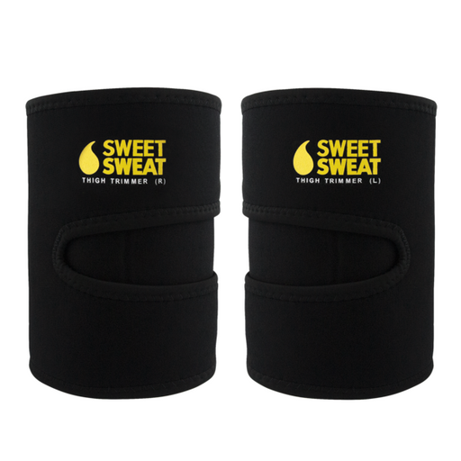 Sports Research - SWEET SWEAT THIGH TRIMMERS, MEDIUM - 2 Colours