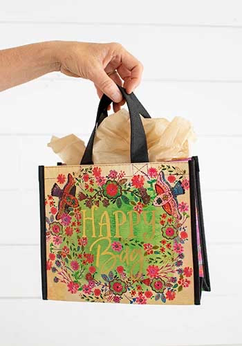 Reusable Happy Bags || Multiple Styles