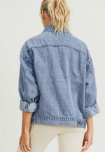 Trenton Denim Jacket